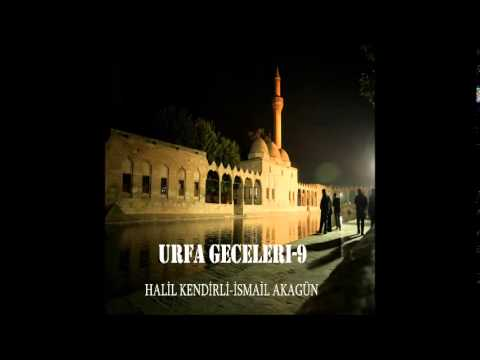 Urfa Geceleri / Halil Kendirli - Mezarımın Taşı Urfaya Karşı (Deka Müzik)