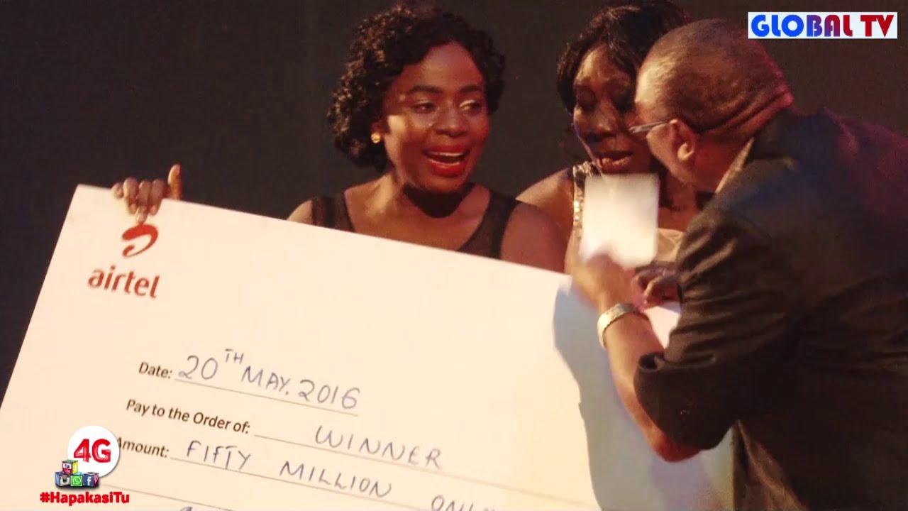 Baada Ya Mayunga Huyu Ndio Mshindi Wa Airtel Trace Music Star Tz
