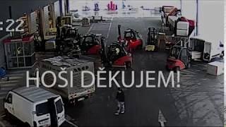 Video: La magnífica reacción de unos trabajadores que evitaron un asalto