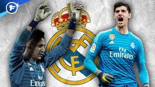 VIDEO: Courtois peut battre le record de Navas au Real Madrid | Revue de presse