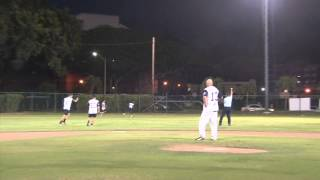 Wounded Warrior Softball Game Held at Joint Base Pearl Harbor-Hickam