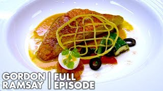 Gordon Ramsay Surprised By French Chef's Final Dishes | Ramsay's Best Restaurant
