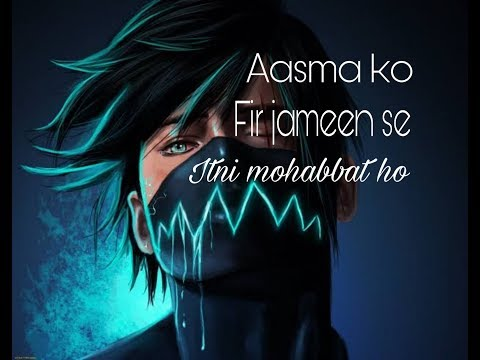 Aasman Ko Phir Zameen Se Itni Mohabbat ||  DJ Remix