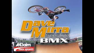 Dave Mirra BMX OST.