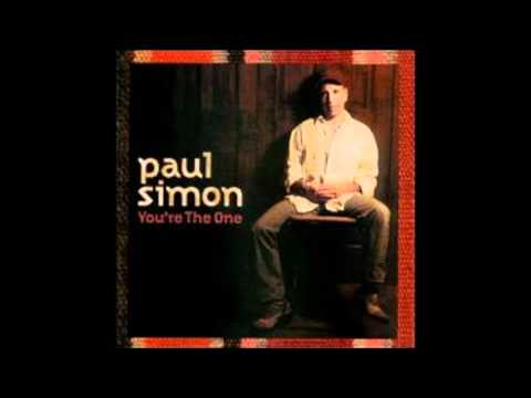 paul simon you re the one