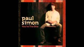 Paul Simon-You're the one