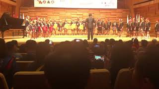 11th Orientale Concentus - Singapore with Voices of the South Children's Choir Davao