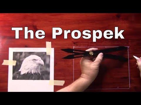 Using The Prospek - Learning to Draw Basics