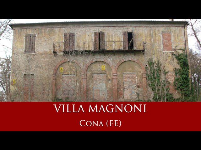 Villa Magnoni - Cona (Fe)