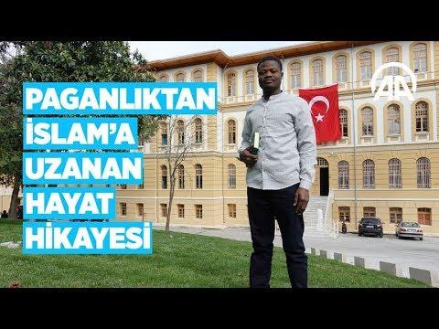 İHL'li Ganalı öğrenci ülkesinde...
