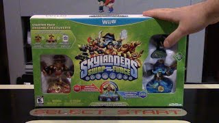 Skylanders Swap Force Starter Pack Unboxing (With Wife)