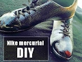 made my own futsal boots