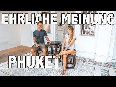 Phuket • Unsere ehrliche Meinung • Phuket Old Town • Weltreise VLOG #316