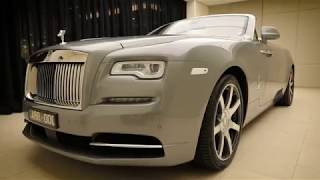Rolls-Royce Motor Cars Melbourne - 2017 Dawn