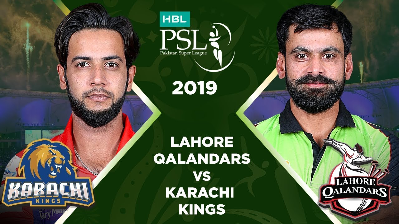 Match 5: Full Match Highlights Lahore Qalandars vs Karachi Kings | HBL PSL 4 | 2019
