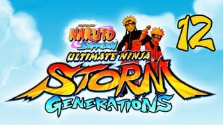 Naruto Shippuden Ultimate Ninja Storm Generations - Walkthrough Part 12 Fuuton Rasen-Shuriken