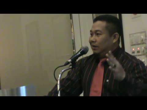 CCPC CPM Arman Abdul Khalid of Spirit Aerosystems Malaysia speech