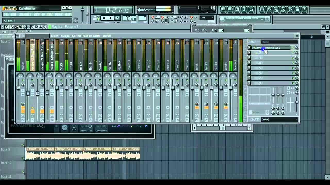 FL Studio Tutorial-How To Sample In FL Studio 11 2014 - YouTube