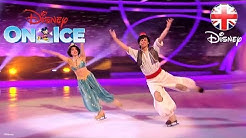 DISNEY ON ICE   Disney On Ice Comes to Dancing On Ice!   Official Disney UK