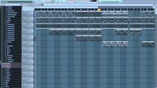[FL Studio] Making of Ready for the Weekend by Calvin Harris (instrumental) flp
