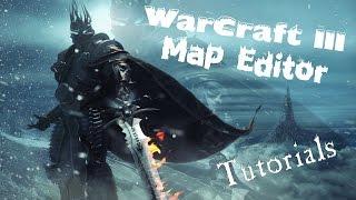 Warcraft 3 редактор карт #2 [Выбор героя]