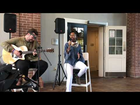All In My Head LIVE (Cover By Gianna Shae' And Pearson Lewallen)