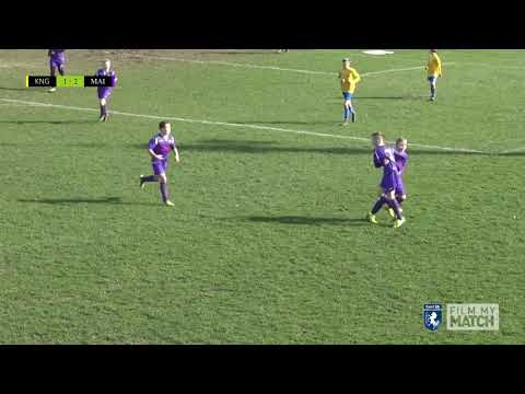 MATCH HIGHLIGHTS | Kent U13 Boys Youth Plate 2020 | Kings Hill FC Vs Maidstone United