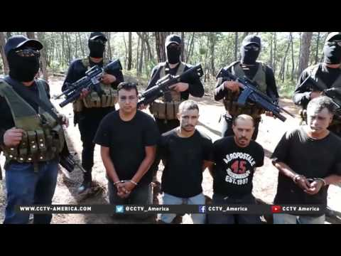 Private security businesses boom in Mexico\'s drug war
