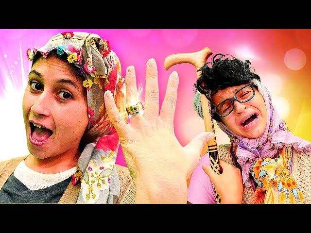 Reyhan abla evleniyor! Tanışma hikayesini anlatıyor. Komik video