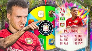 FIFA 20: SUMMER HEAT PAULINHO Glücksrad Buy First Guy 😍🍀 Der BESTE SILBERSPIELER EVER?!