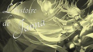 Video L'histoire de Janna, Avatar de l'air [Ancienne] - League of Legends download MP3, 3GP, MP4, WEBM, AVI, FLV Agustus 2017