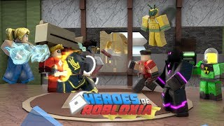 Roblox: Heroes of Robloxia - Tous les patrons