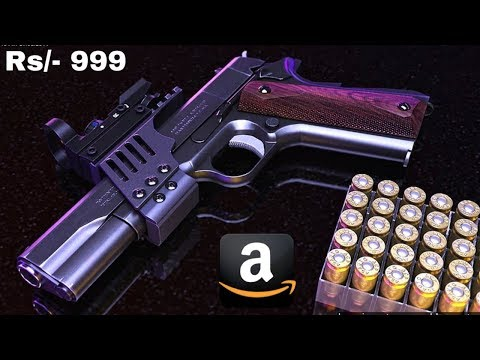 Top 3 Legal Self Defense Guns You Can Buy on Amazon 2019 | Electronic gadgets | i9 technology