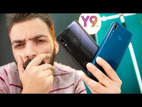 الحقيقة وراء Huawei Y9 2019