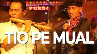 Instrumen Lagu Batak TIO PE MUAL | Seruling Dan Biola