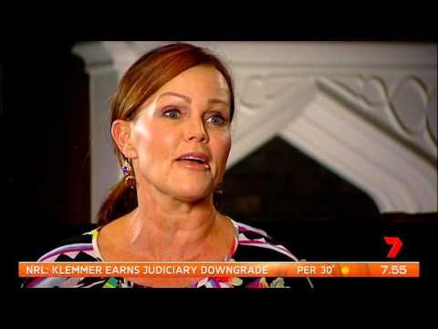Belinda Carlisle - Sunrise interview March 2016