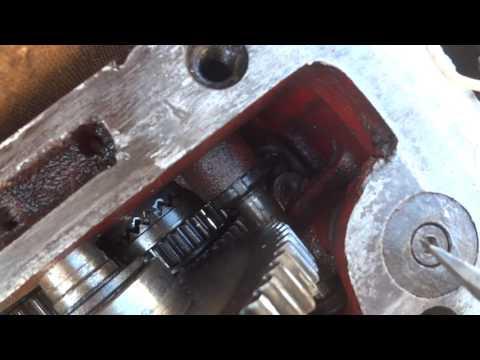 1К62 ремонт фартук ч.1