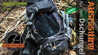Ausrüstung für den Dschungel - Survival Adventure & Training