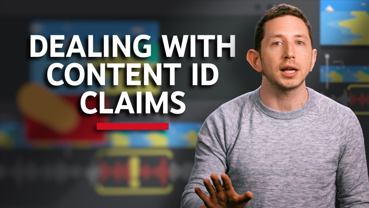 What can you do about Content ID claims? – Copyright on YouTube