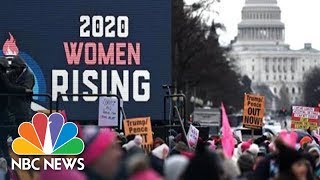 Watch live: Women's March on Washington