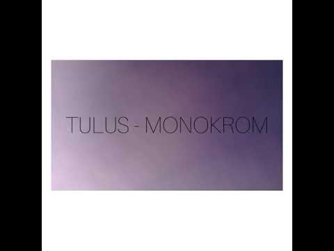 Cover Lagu Tulus - Monokrom