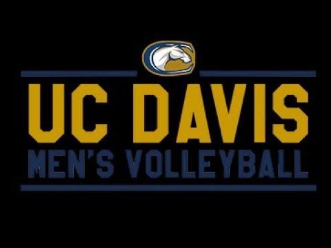 UC Davis Men's Volleyball (D1) vs. Menlo College | Scrimmage