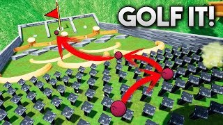 TODO ME SALE BIEN? JAJAJA Golf It!