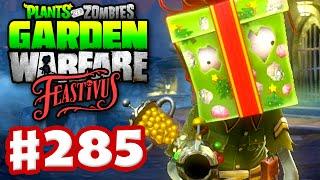 Plants vs. Zombies: Garden Warfare - Gameplay Walkthrough Part 285 - Feastivus Zombie Surprise! (PC)