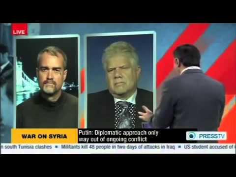 US Marine Ken O'Keefe sagt die Wahrheit über US Kriege und Syrien