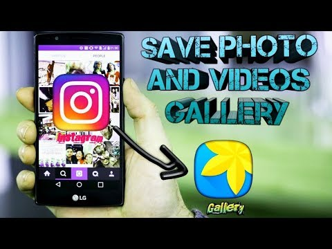 Download How To Downlond Instagram Photos and videos On Gallery
