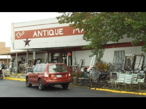 The Antique Mall in Lexington VA