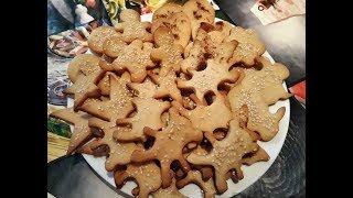 Оочень вкусное песочное печенье