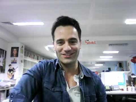 Ramin Karimloo LIVE at HeatWorld (14.02.12)