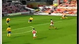 Arsenal V Derby County   2 May 1999